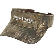 Field & Stream Men's Camo Visor