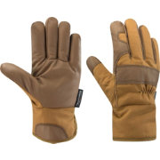 Field & Stream Men's Canvas and Leather Gloves