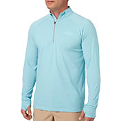 Field & Stream Men's Deep Runner Long Sleeve Quarter Zip Shirt