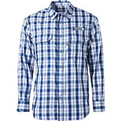 Field & Stream Men's 2017 Latitude Plaid Long Sleeve Shirt
