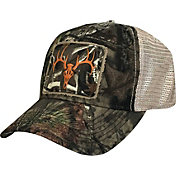 Field & Stream Skull Patch Camo Hat