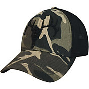 Field & Stream Stretch Fit Skull Camo Hat