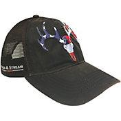 Field & Stream Men's Skull Americana Trucker Hat