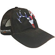 Field & Stream Men's Skull Icon Sublimated Americana Hat