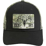 Field & Stream Semi Flat Brim Camo Hat