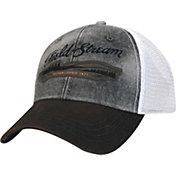 Field & Stream Men's Embroidered Bleach Wash Trucker Hat