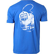 Field & Stream Men's USVAA Dog Tags T-Shirt