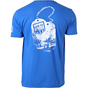 Field & Stream Men's USVAA Dog Tags T-Shirt