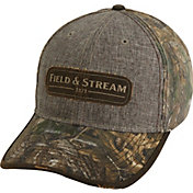 Field & Stream Suiting Waxed Patch Camo Hat