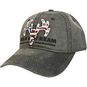 Field & Stream Waxed Deer Skull Hat