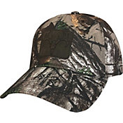 Field & Stream Waxed Patch Stretch Fit Camo Hat