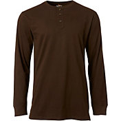 Field & Stream Men's Henley Long Sleeve Shirt