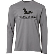 Field & Stream Men's Promo Logo Long Sleeve Shirt