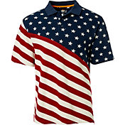 Field & Stream Men's Flag Polo