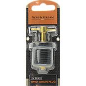 Field & Stream Twist Drain Plug
