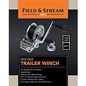 Field & Stream Drive Gear Trailer Winch