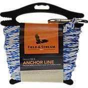 Field & Stream Hollow Braid Polypropylene Anchor Line with Spring Hook
