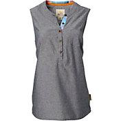 Field & Stream Women's Sleeveless Chambray Shirt