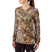 Field & Stream Women's Long Sleeve Camo Tech Tee