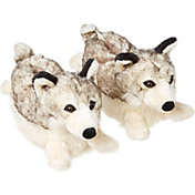 Field & Stream Kids' Wolf Slippers