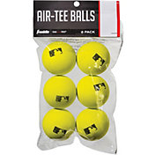 Franklin MLB Air Tee Balls – 6 Pack