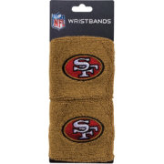 Franklin San Francisco 49ers Embroidered Wristbands
