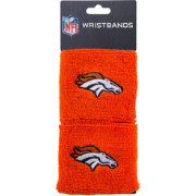 Franklin Denver Broncos Embroidered Wristbands