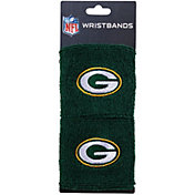 Franklin Green Bay Packers Embroidered Wristbands