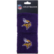 Franklin Minnesota Vikings Embroidered Wristbands