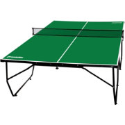 Franklin Sports 9' x 5' Easy Assembly Table Tennis Table