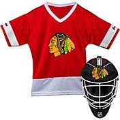 Franklin Chicago Blackhawks Kids' Goalie Costume Set