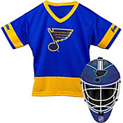 Franklin St Louis Blues Kids' Goalie Costume Set