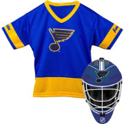 Franklin St Louis Blues Kids' Goalie Costume Set