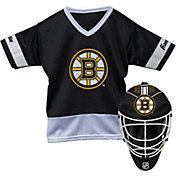 Franklin Boston Bruins Kids' Goalie Costume Set