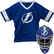 Franklin Tampa Bay Lightning Kids' Goalie Costume Set