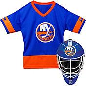 Franklin New York Islanders Kids' Goalie Costume Set