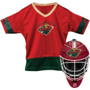 Franklin Minnesota Wild Kids' Goalie Costume Set