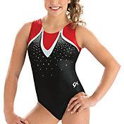 GK Elite Women's Pinnacle Poise Gymnastics Tank Leotard