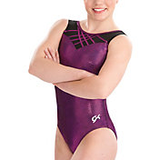 GK Elite Women's Zig-Zag Stunner Gymnastics Tank Leotard