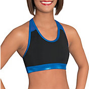 GK Elite Youth Mesh Racerback Cheerleading Crop Top