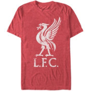 Fifth Sun Men's Liverpool Logo Red T-Shirt