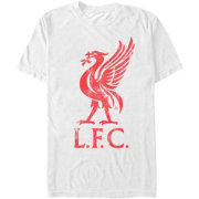 Fifth Sun Men's Liverpool Logo White T-Shirt