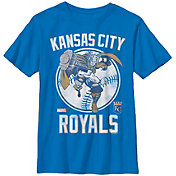 Fifth Sun Youth Kansas City Royals Marvel Comics 'Thor' Royal T-Shirt