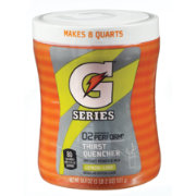 Gatorade Lemon Lime Canister