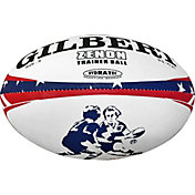 Gilbert Zenon Stars and Stripes Rugby Ball