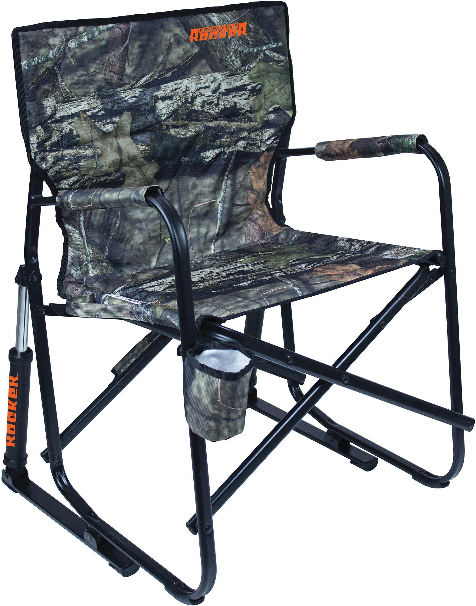 GCI Outdoor Mossy Oak Freestyle Rocker Chair