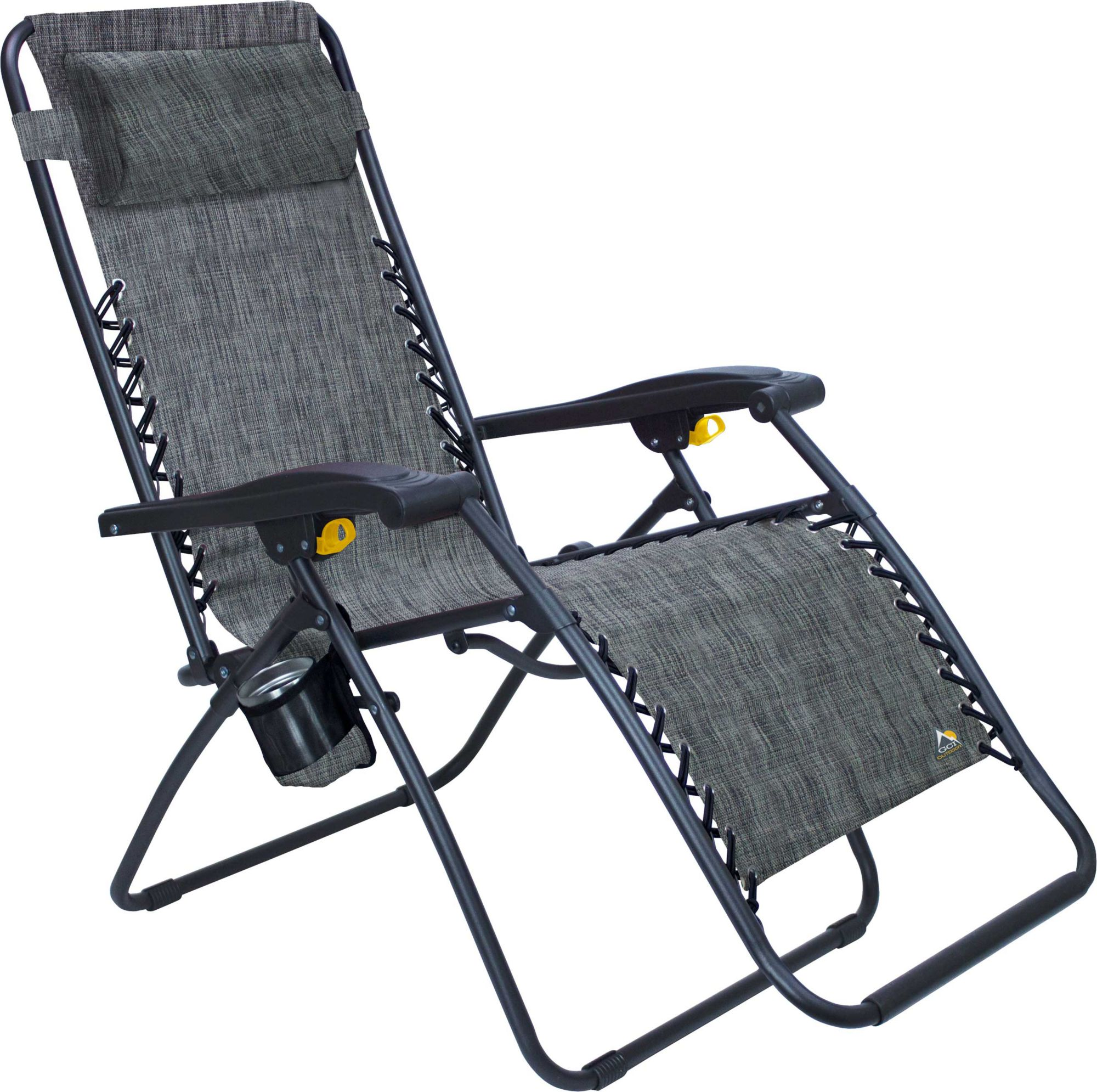 Camping chairs with umbrella - Product Image Gci Outdoor Zero Gravity Chair