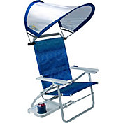 GCI Waterside Big Surf Beach Chair with SunShade