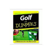 Booklegger Golf For Dummies Instructional DVD