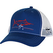 Guy Harvey Tight Line Trucker Cap